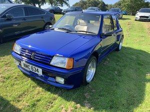 1988 Peugeot 205 gti 1.9  dimma