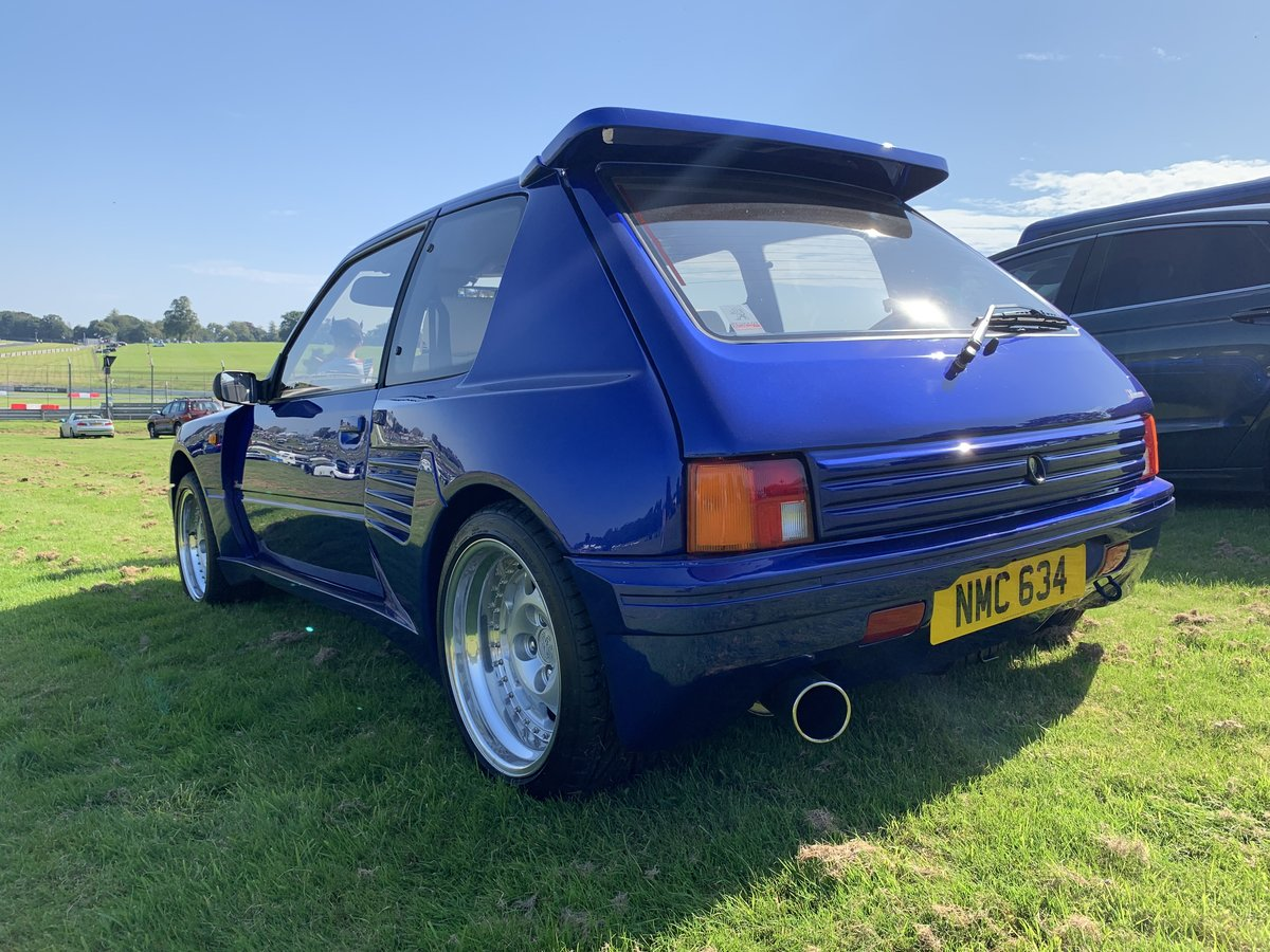 1988 Peugeot 205 gti 1.9  dimma For Sale (picture 2 of 6)