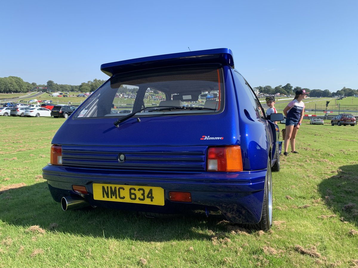 1988 Peugeot 205 gti 1.9  dimma For Sale (picture 3 of 6)
