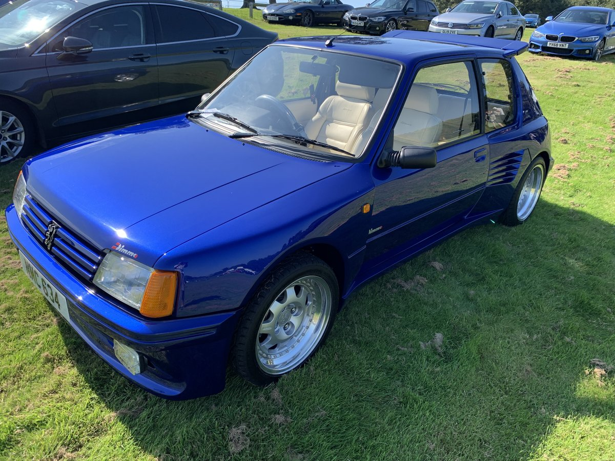 1988 Peugeot 205 gti 1.9  dimma For Sale (picture 4 of 6)