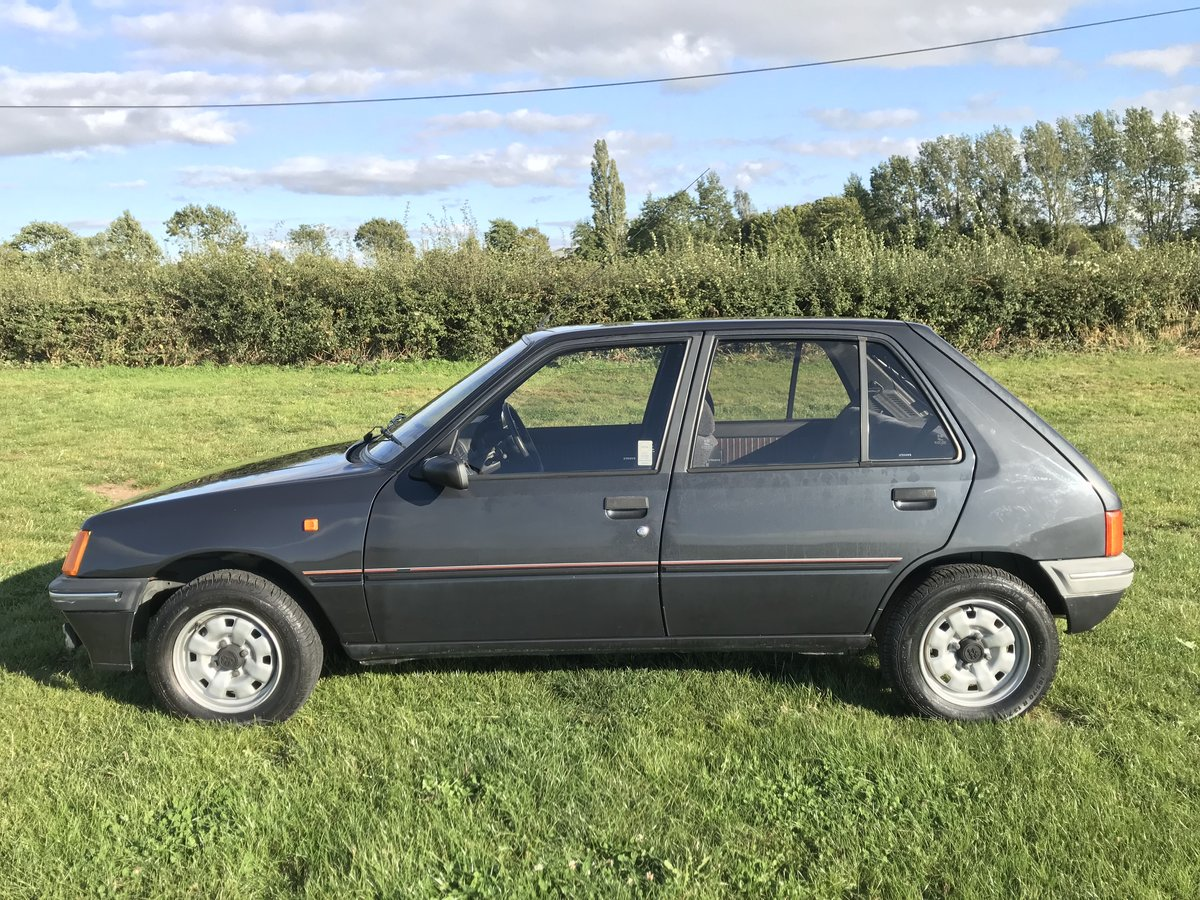 1989 Peugeot 205 GT For Sale (picture 1 of 6)