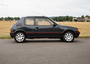 Picture of 1989 Peugeot 205 GTi (1.9 Litre) SOLD by Auction