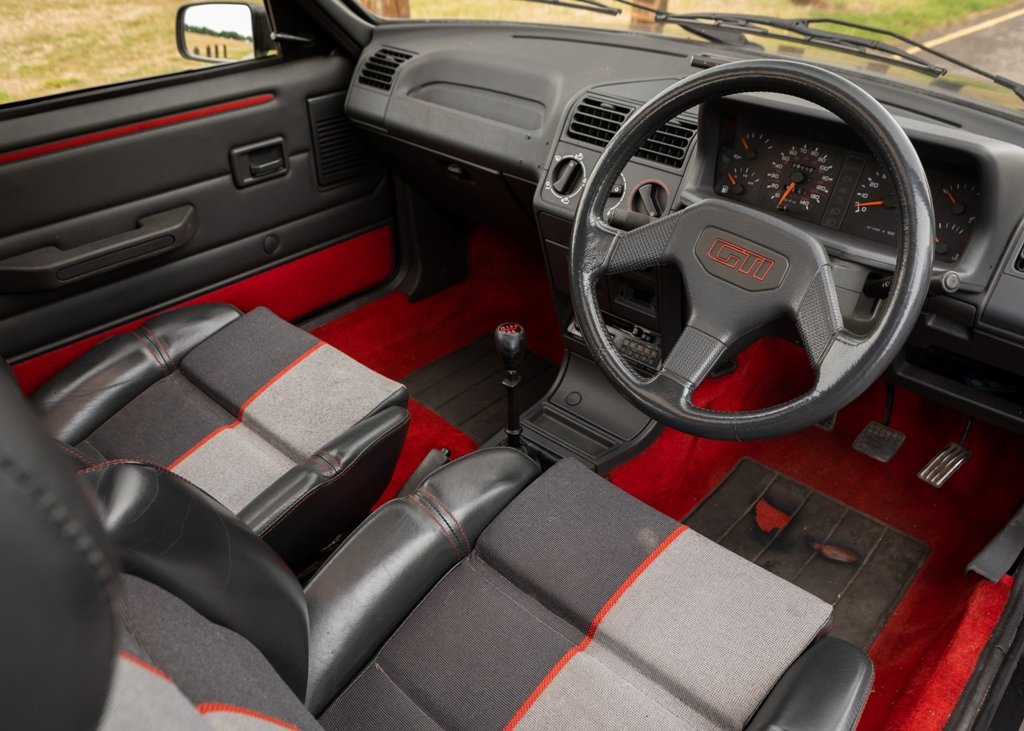 1989 Peugeot 205 GTi (1.9 Litre) SOLD by Auction (picture 6 of 6)