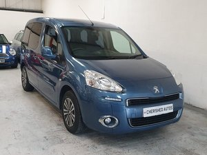 PEUGEOT PARTNER TEPEE 1.6 VTi S*GEN 22,000 MLS*W/CHAIR ACCES