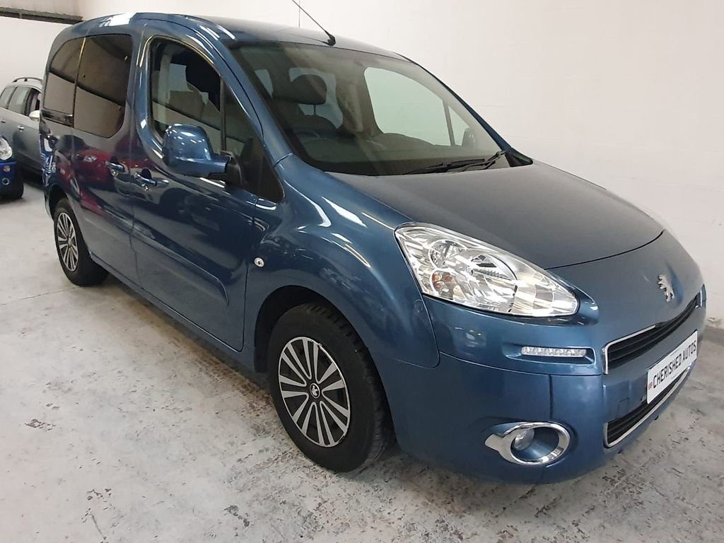 2014 PEUGEOT PARTNER TEPEE 1.6 VTi S*GEN 22,000 MLS*W/CHAIR ACCES For Sale (picture 2 of 6)