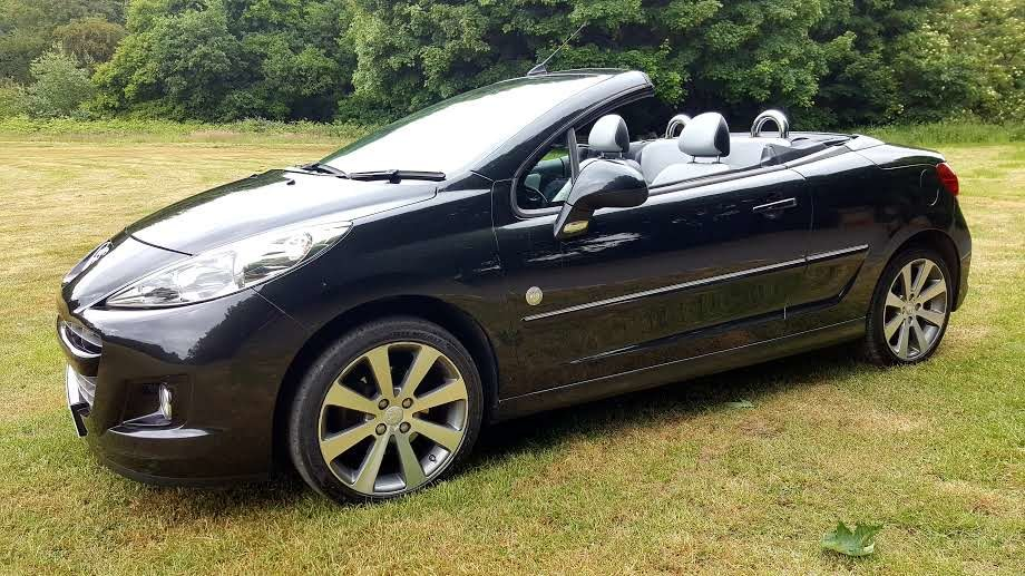 2014 Peugeot 207 Convertible-Roland Garros Ltd Edition SOLD (picture 2 of 6)