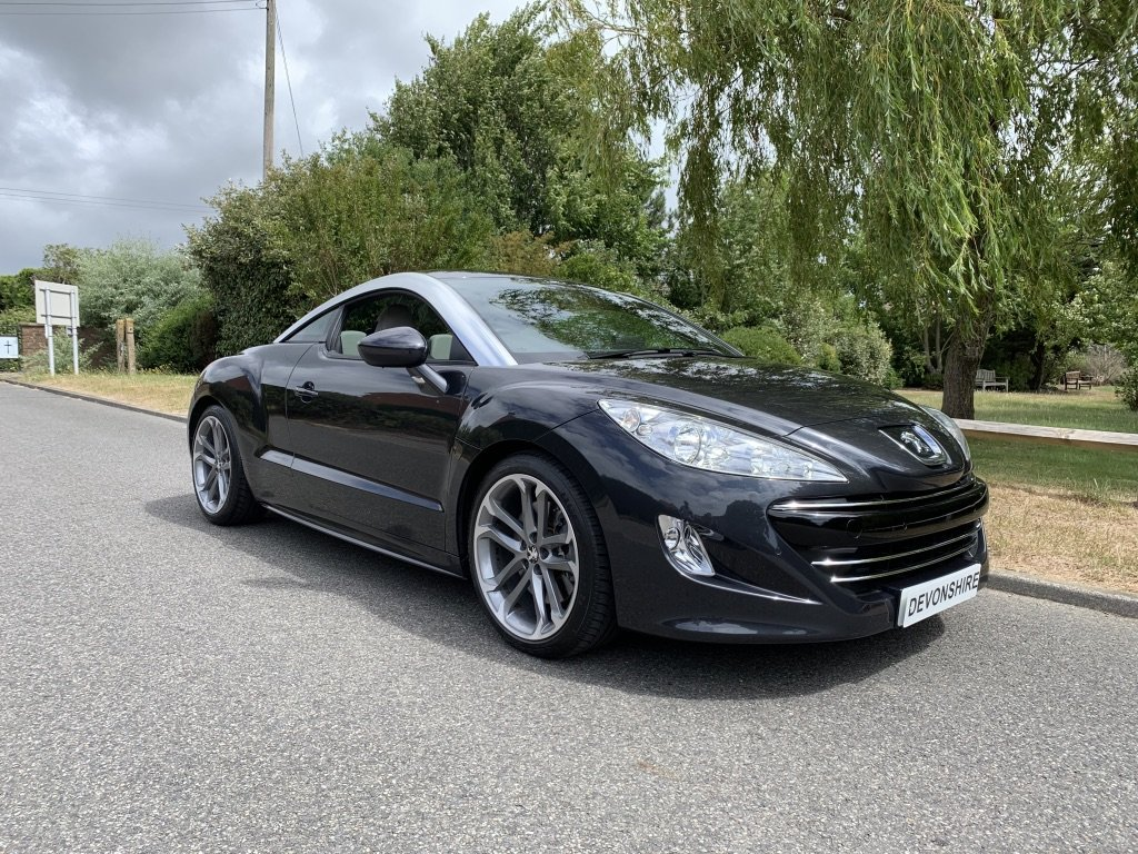 2010 Peugeot RCZ GT 2.0 Hdi ONLY 56000 MILES For Sale (picture 1 of 6)