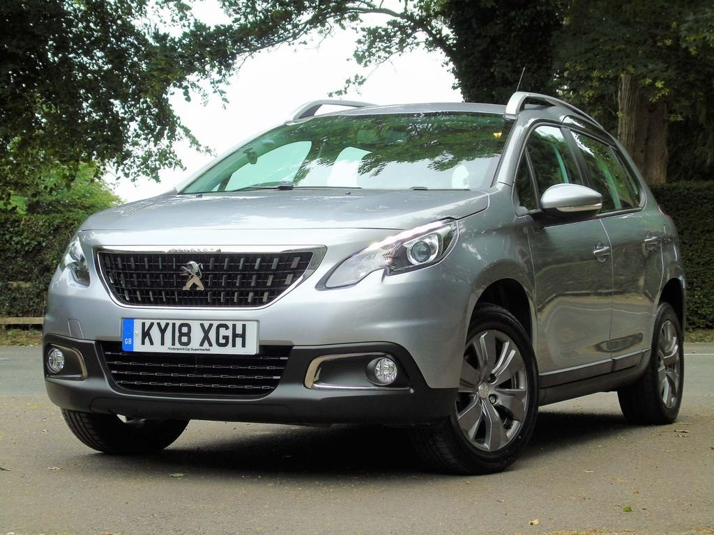 2018 Peugeot 2008 1.2 PureTech Active 5dr GREAT VALUE SOLD (picture 1 of 10)