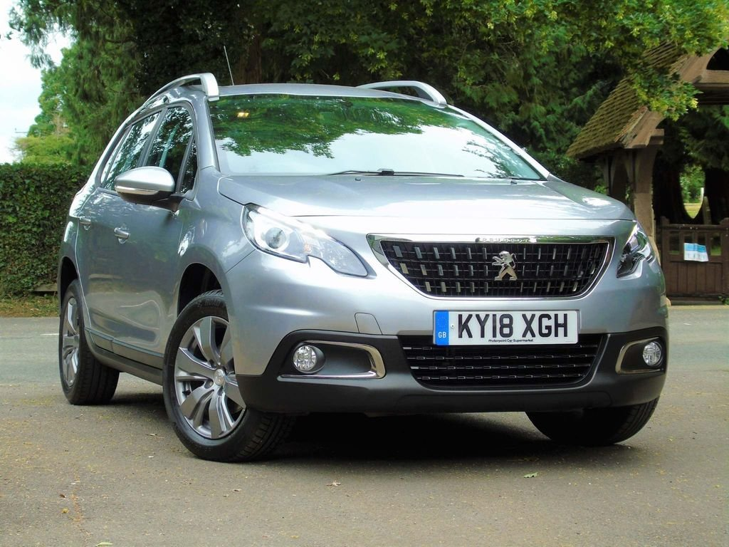 2018 Peugeot 2008 1.2 PureTech Active 5dr GREAT VALUE SOLD (picture 2 of 10)
