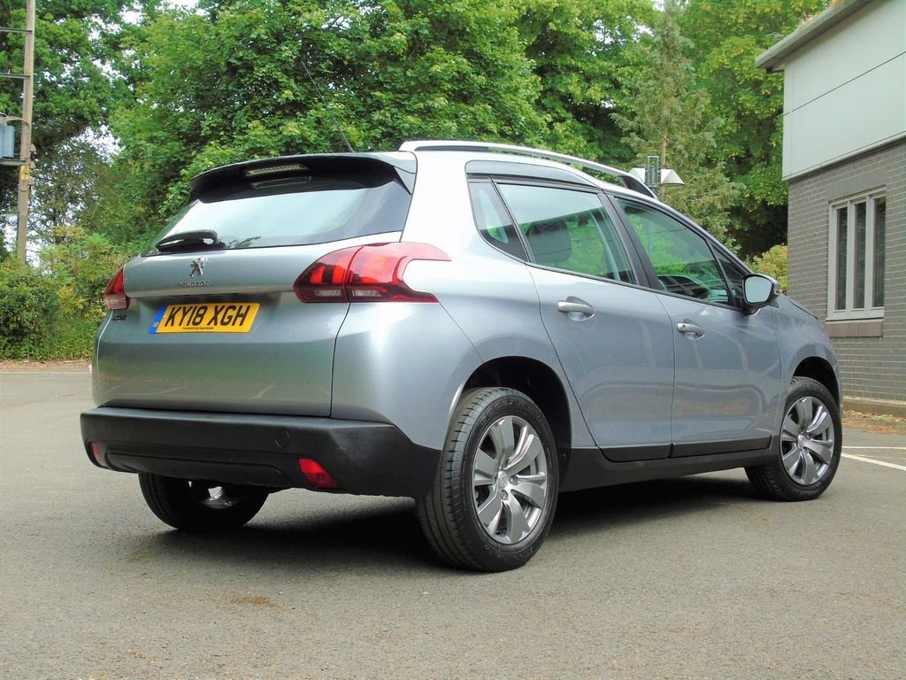 2018 Peugeot 2008 1.2 PureTech Active 5dr GREAT VALUE SOLD (picture 6 of 10)