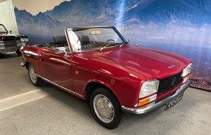 1972 Peugeot 304 1,3 Roadster