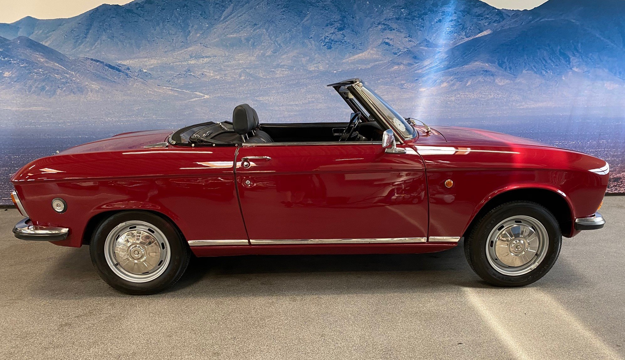 1972 Peugeot 304 1,3 Roadster  For Sale (picture 2 of 6)