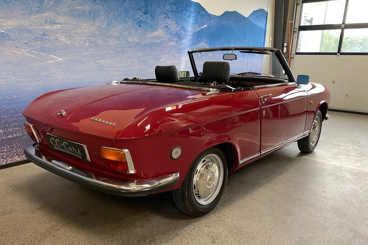 1972 Peugeot 304 1,3 Roadster  For Sale (picture 3 of 6)