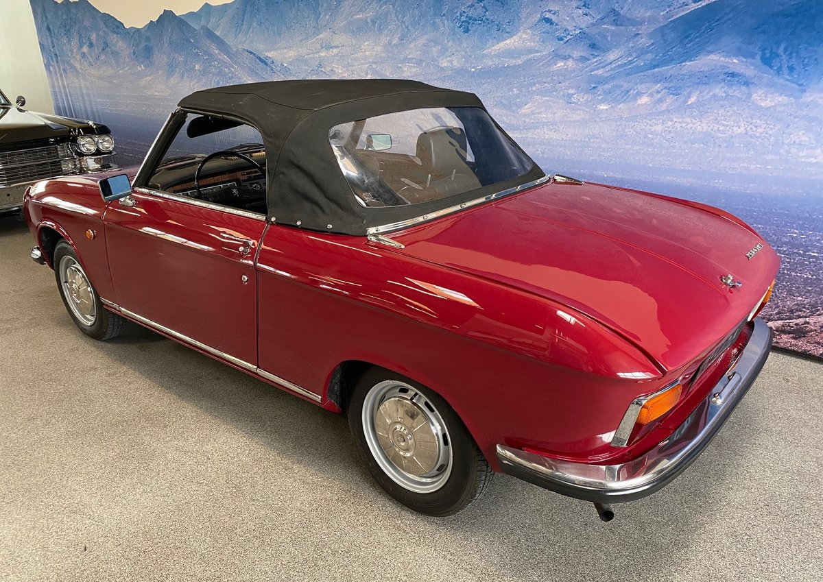 1972 Peugeot 304 1,3 Roadster  For Sale (picture 4 of 6)