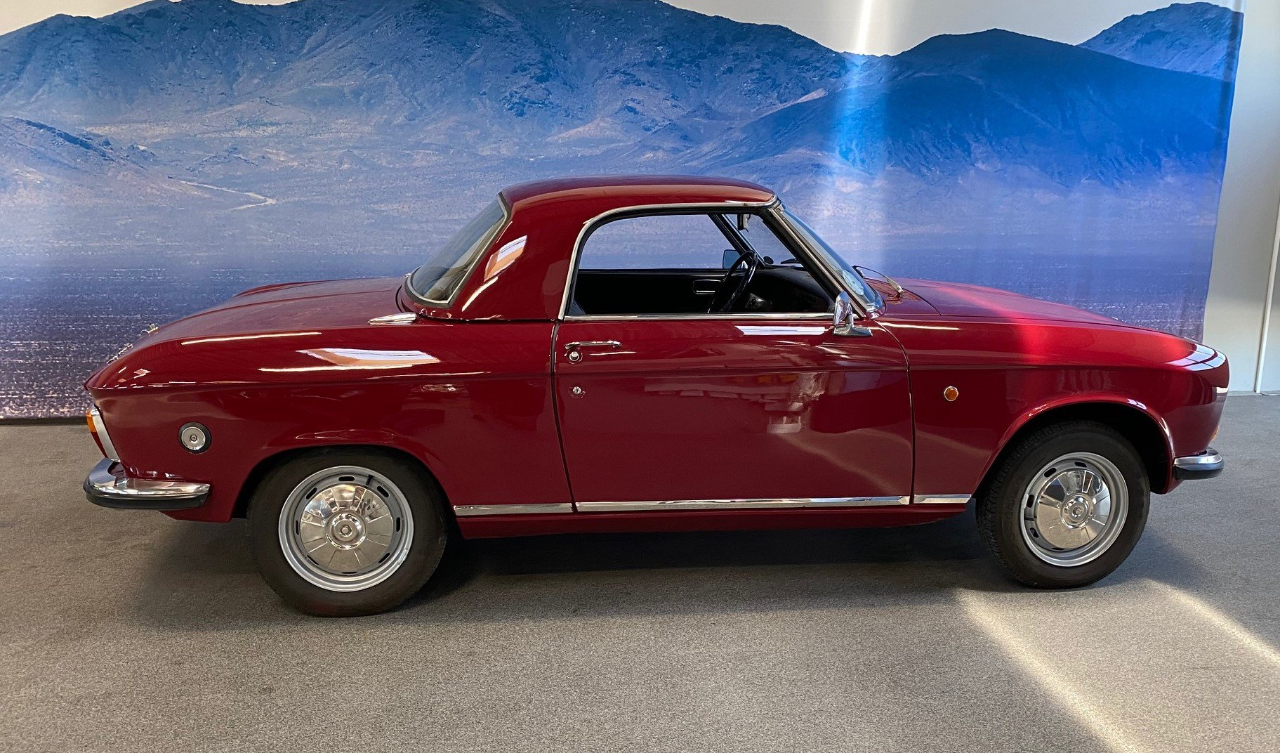 1972 Peugeot 304 1,3 Roadster  For Sale (picture 6 of 6)