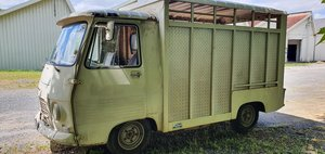 Peugeot J7 Horsebox