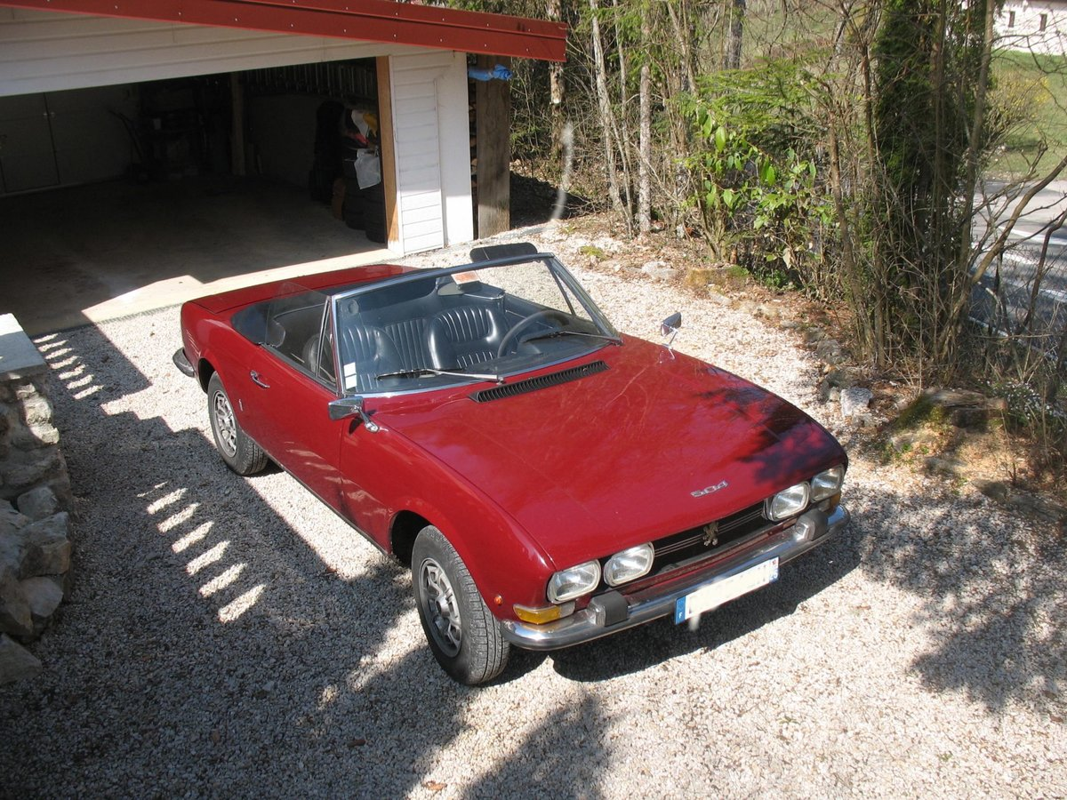 1970 Peugeot 504 For Sale (picture 2 of 6)