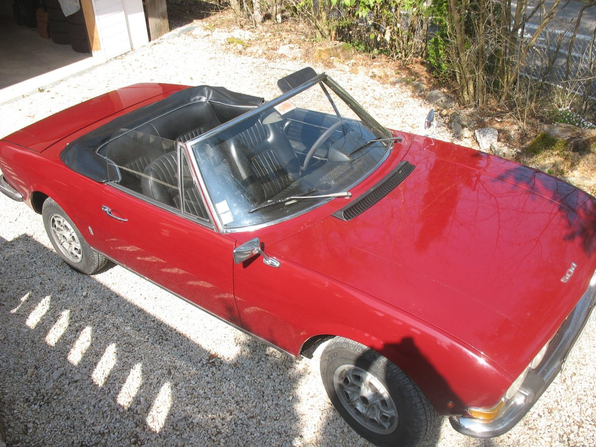 1970 Peugeot 504 For Sale (picture 3 of 6)