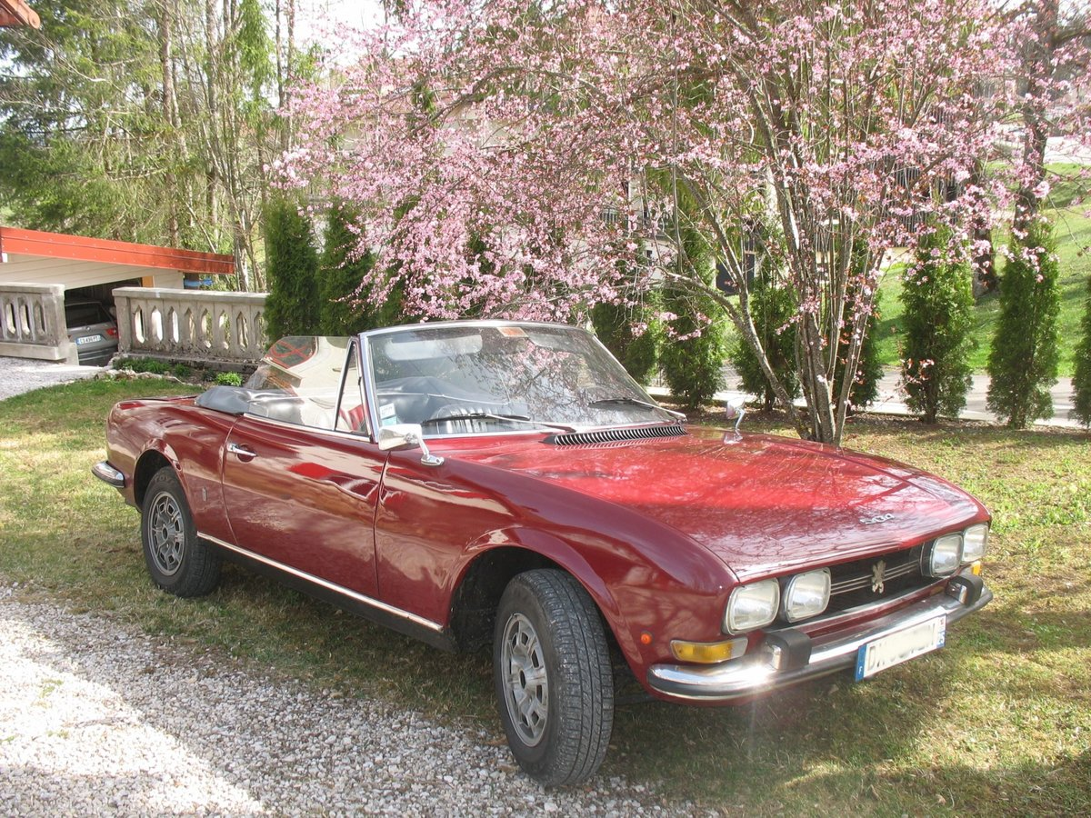 1970 Peugeot 504 For Sale (picture 4 of 6)
