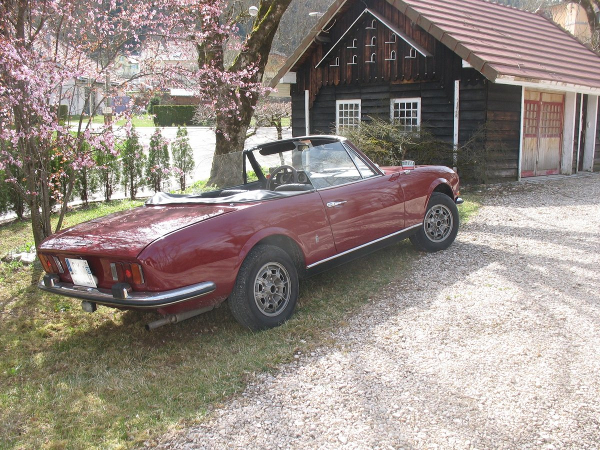 1970 Peugeot 504 For Sale (picture 6 of 6)