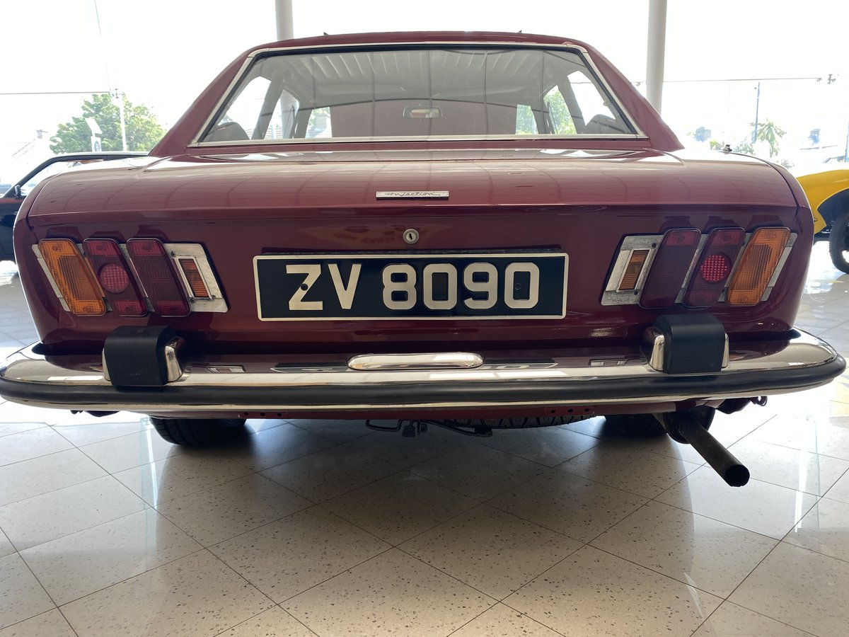 1972 Peugeot 504 Coupe For Sale (picture 6 of 6)