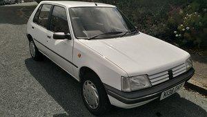 1992 Peugeot 1.6 Auto