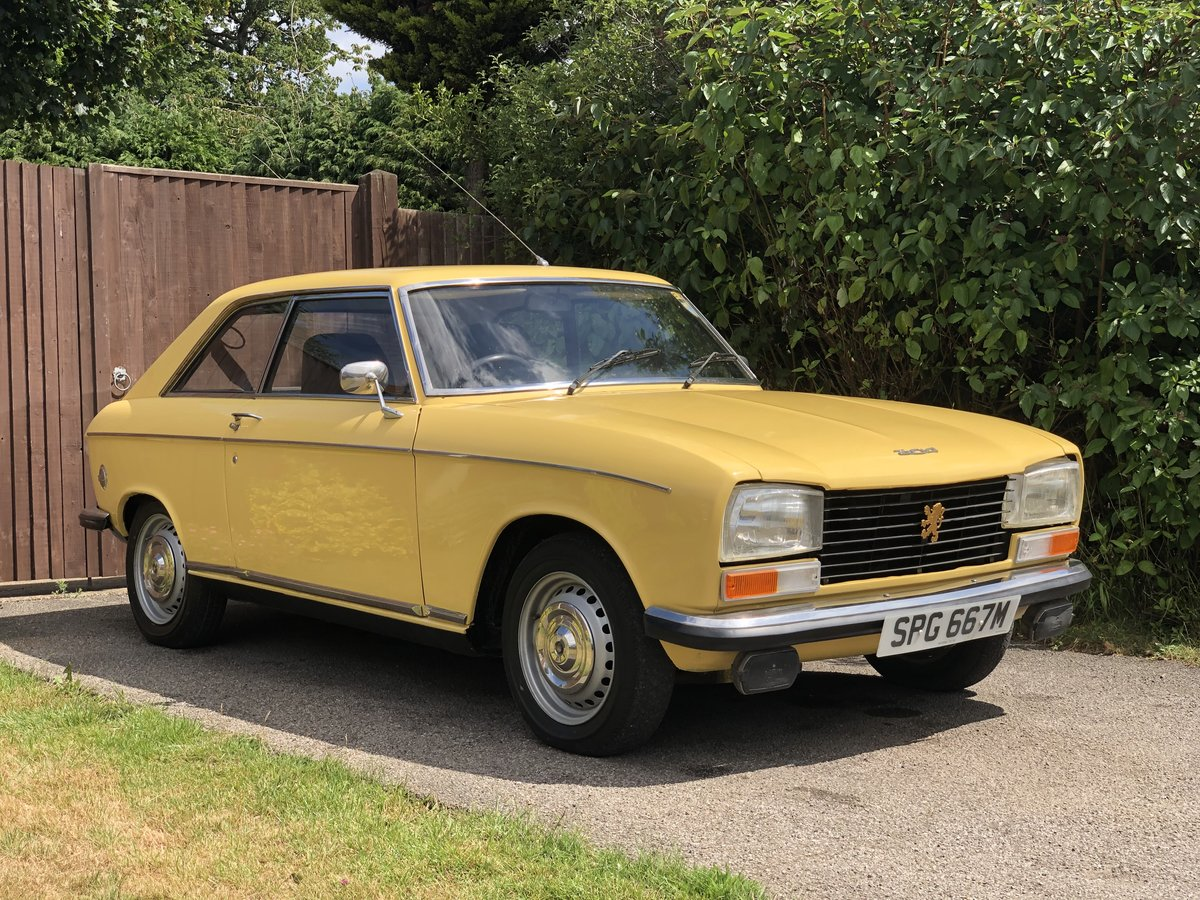 1973 Peugeot 304s Coupe For Sale (picture 1 of 6)