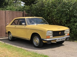 1973 Peugeot 304s Coupe