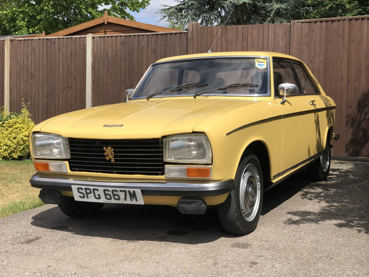 1973 Peugeot 304s Coupe For Sale (picture 2 of 6)