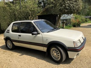 1990 Peugeot  205 GTI 1.6 For Sale