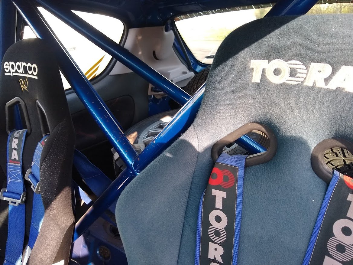 2004 Peugeot 206 Track Rally Racecar auction 16th-17th July For Sale by Auction (picture 6 of 6)