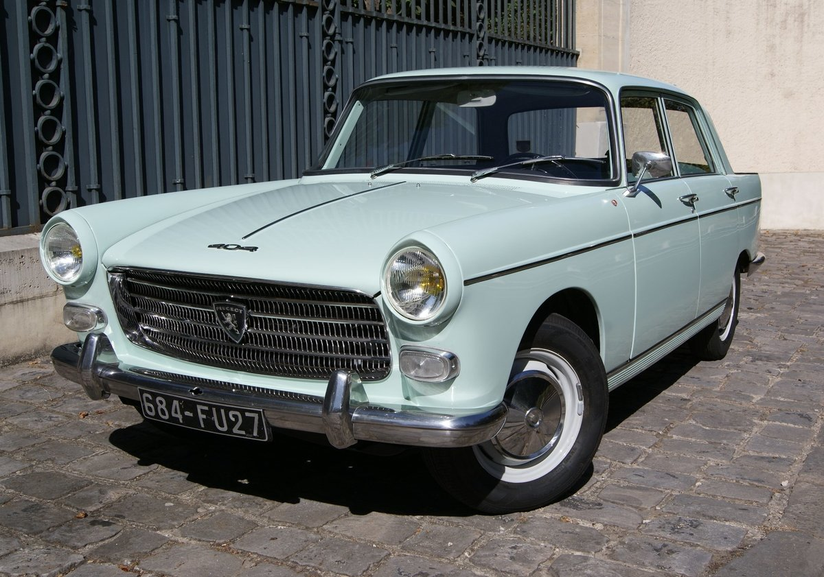 1962 Peugeot 404 essence For Sale (picture 2 of 6)