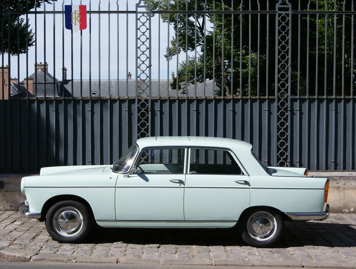 1962 Peugeot 404 essence For Sale (picture 5 of 6)