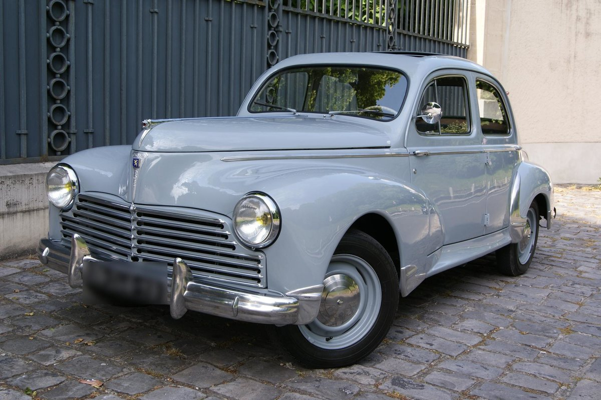 1955 Peugeot 203 C For Sale (picture 1 of 6)