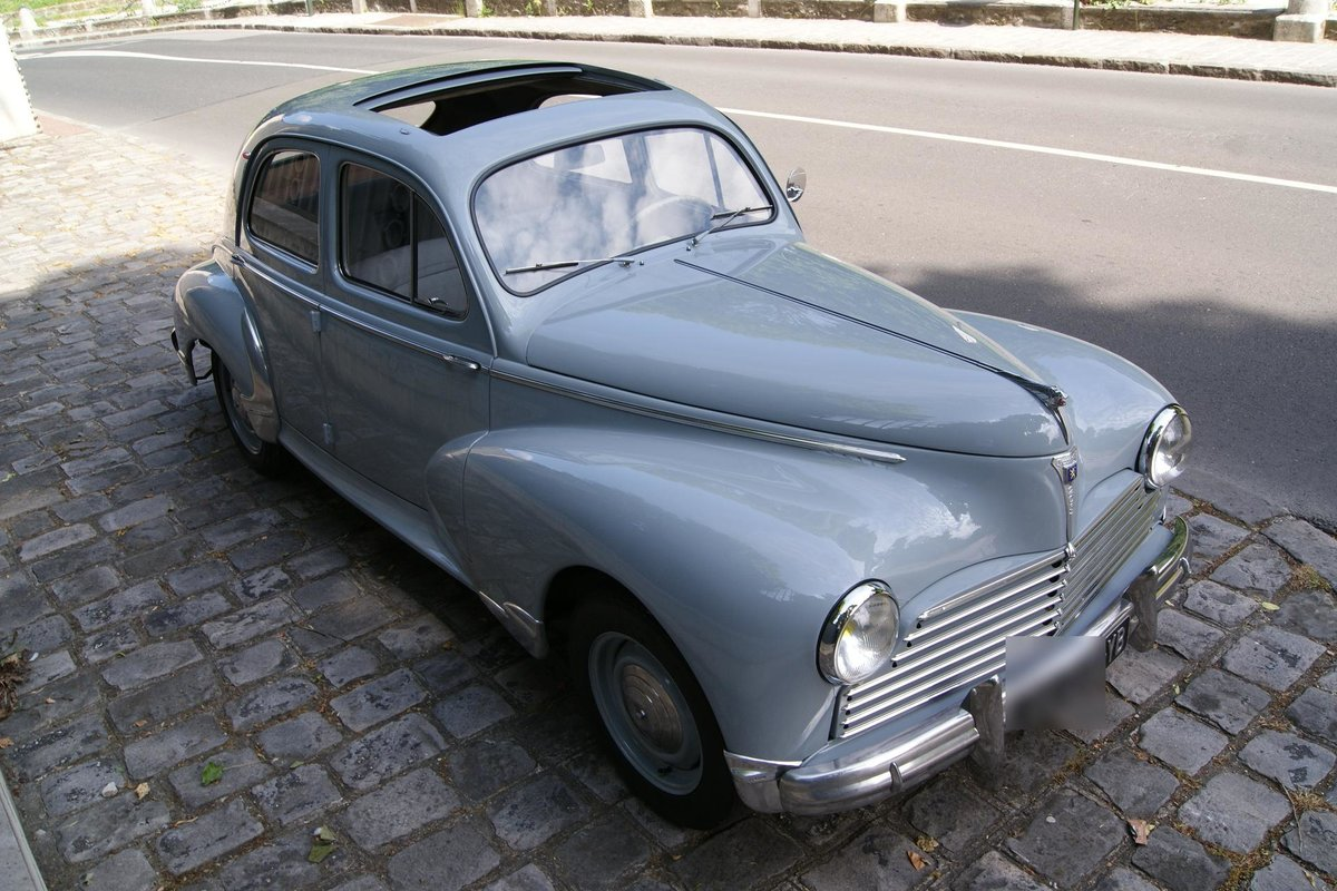 1955 Peugeot 203 C For Sale (picture 2 of 6)