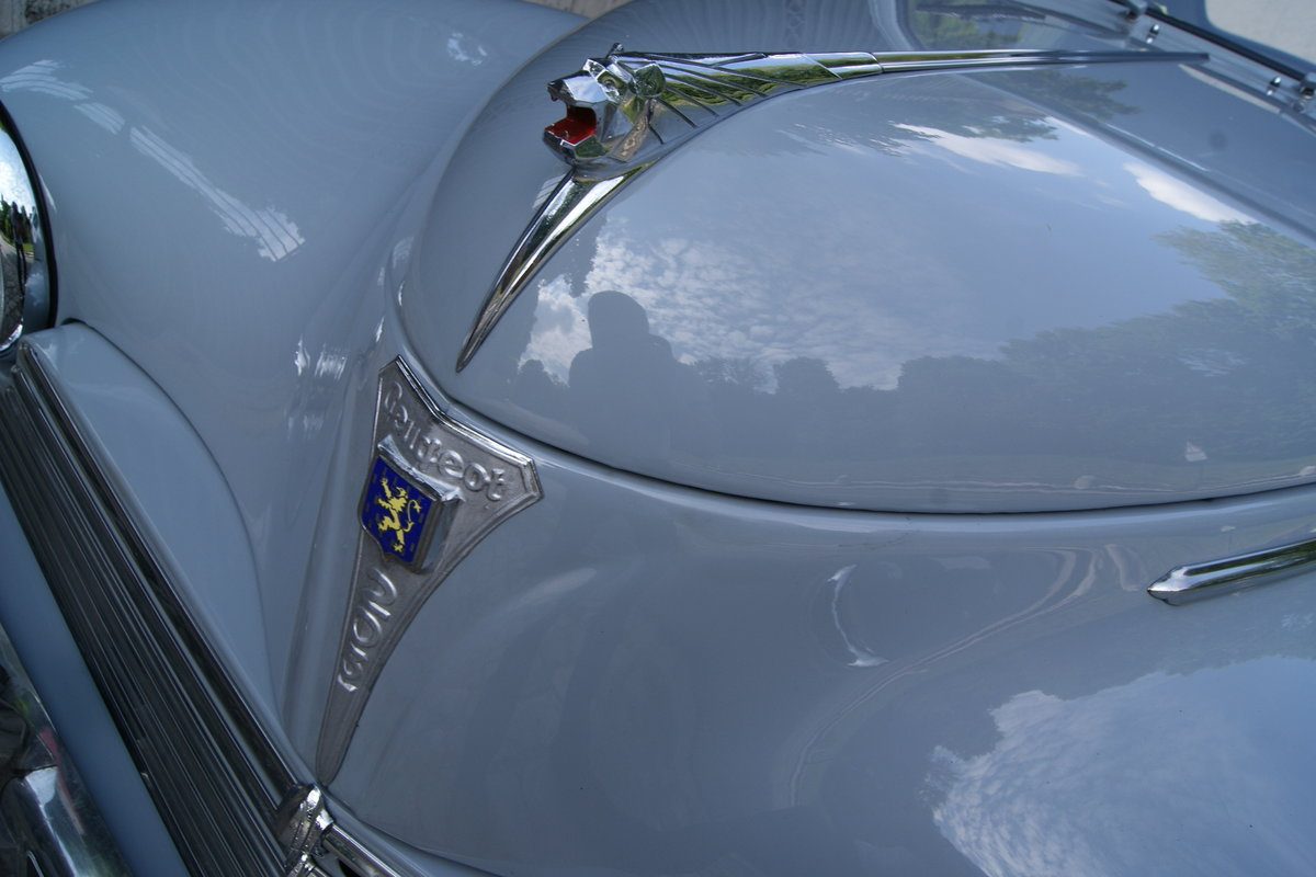 1955 Peugeot 203 C For Sale (picture 3 of 6)