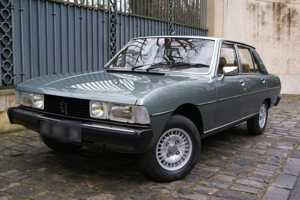 1978 Peugeot 604 SL (carburateur) For Sale (picture 1 of 6)