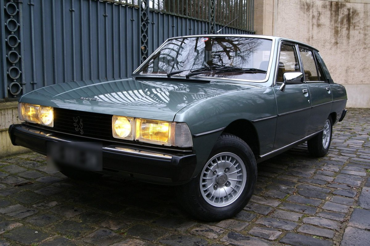 1978 Peugeot 604 SL (carburateur) For Sale (picture 2 of 6)