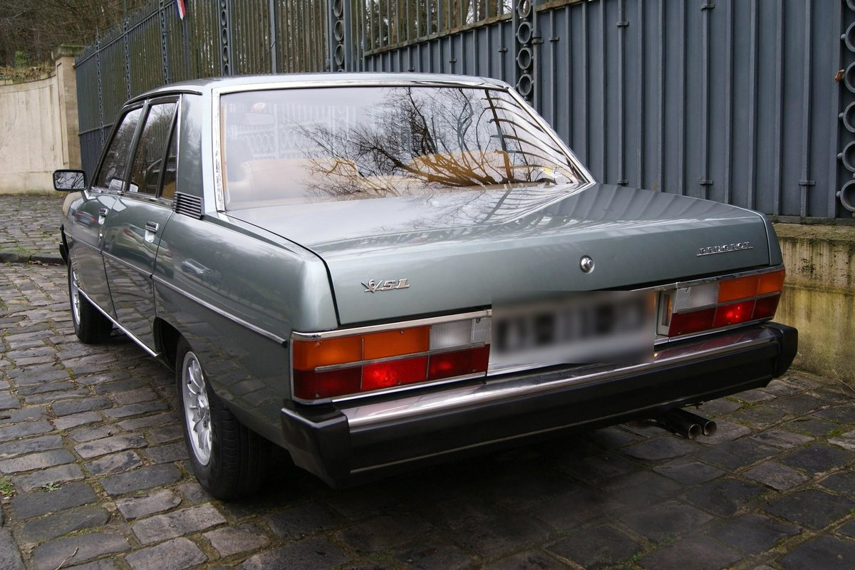 1978 Peugeot 604 SL (carburateur) For Sale (picture 3 of 6)