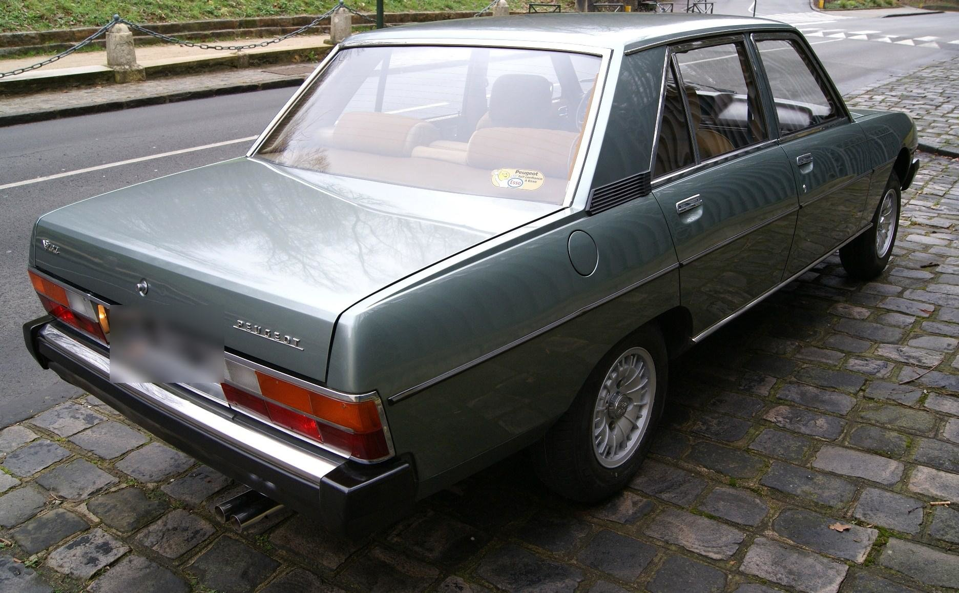 1978 Peugeot 604 SL (carburateur) For Sale (picture 4 of 6)