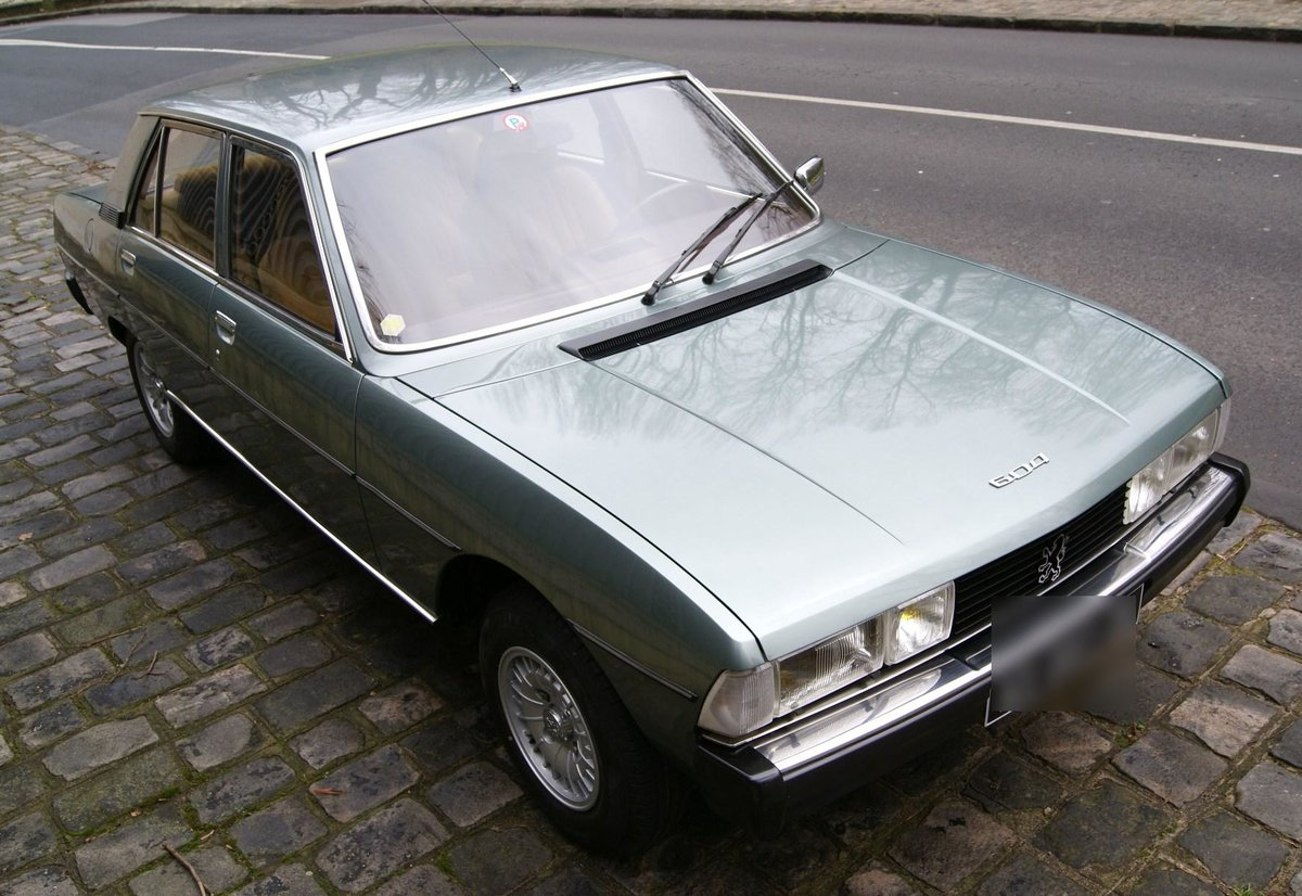 1978 Peugeot 604 SL (carburateur) For Sale (picture 5 of 6)