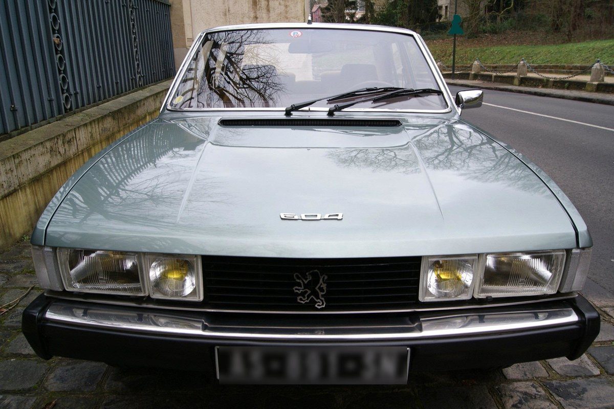 1978 Peugeot 604 SL (carburateur) For Sale (picture 6 of 6)