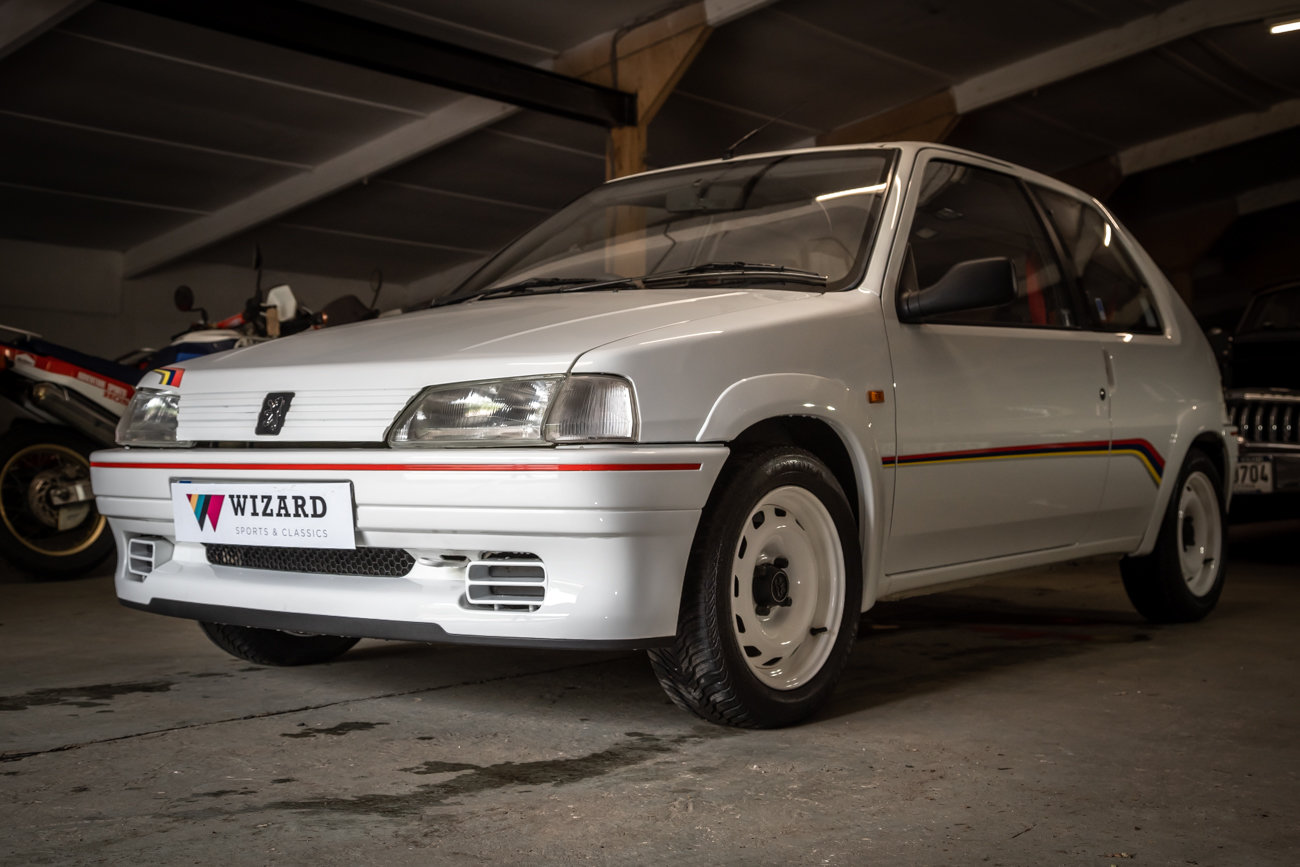 1994 Peugeot 106 Rallye S1 For Sale (picture 1 of 24)
