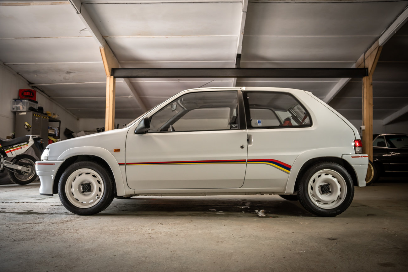 1994 Peugeot 106 Rallye S1 For Sale (picture 2 of 24)