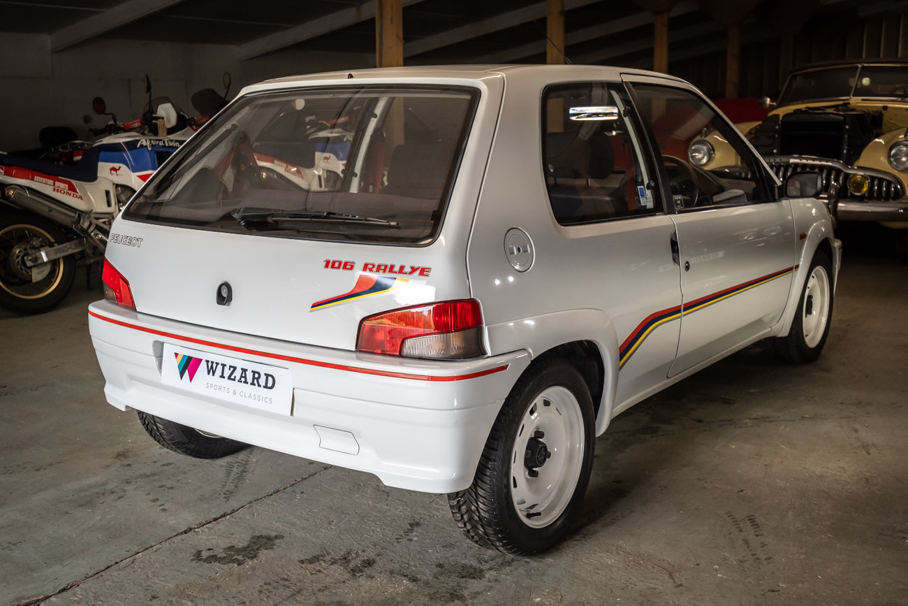 1994 Peugeot 106 Rallye S1 For Sale (picture 4 of 24)