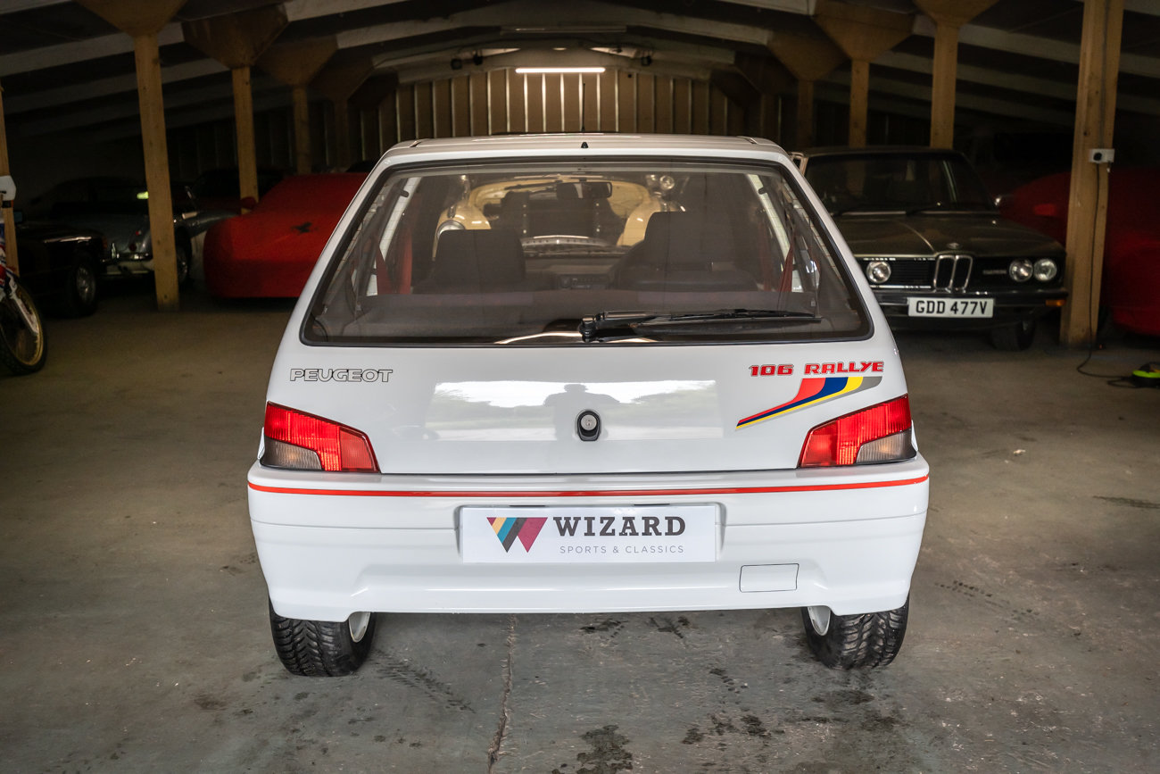 1994 Peugeot 106 Rallye S1 For Sale (picture 5 of 24)