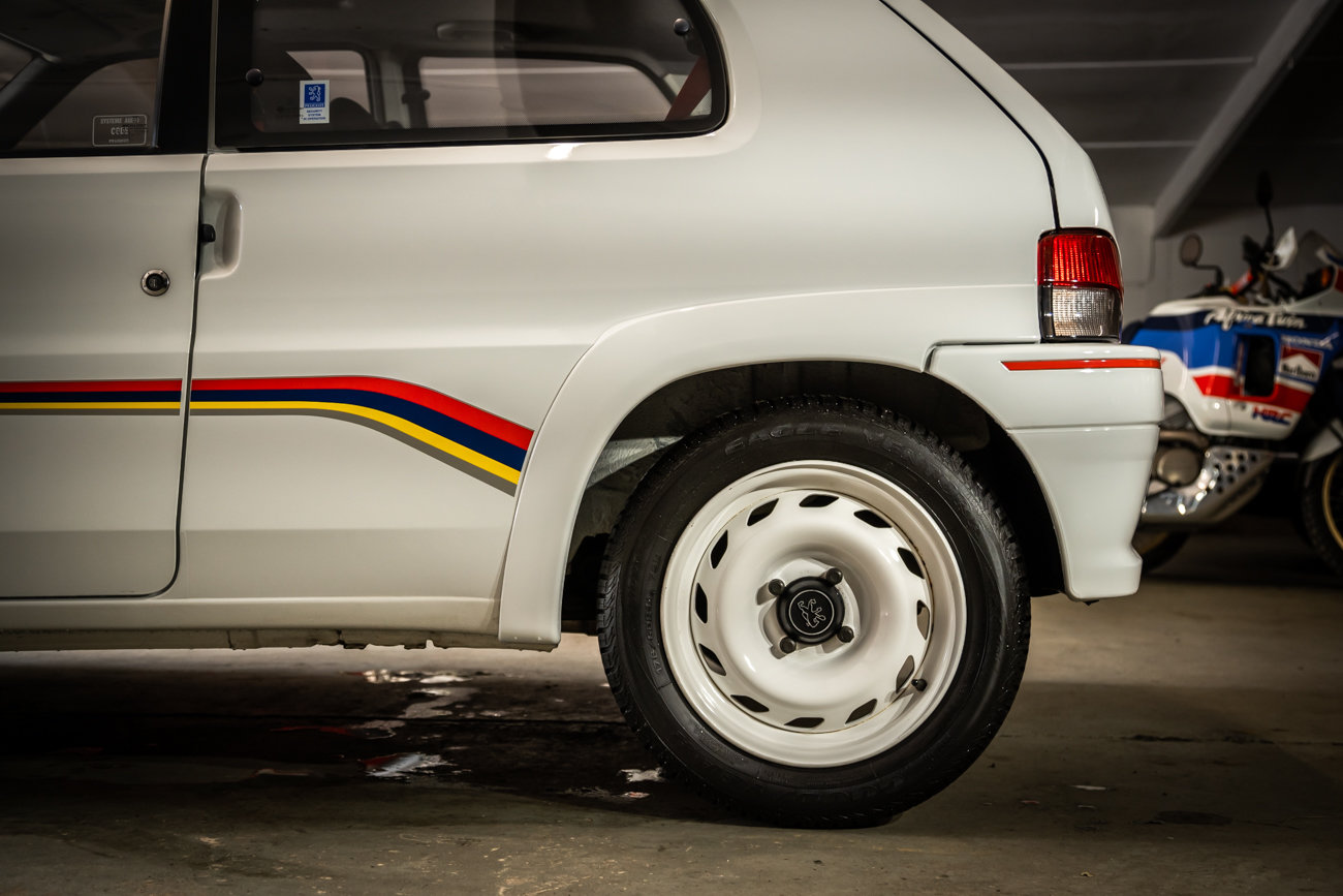 1994 Peugeot 106 Rallye S1 For Sale (picture 8 of 24)