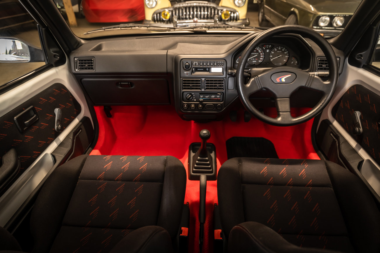 1994 Peugeot 106 Rallye S1 For Sale (picture 15 of 24)