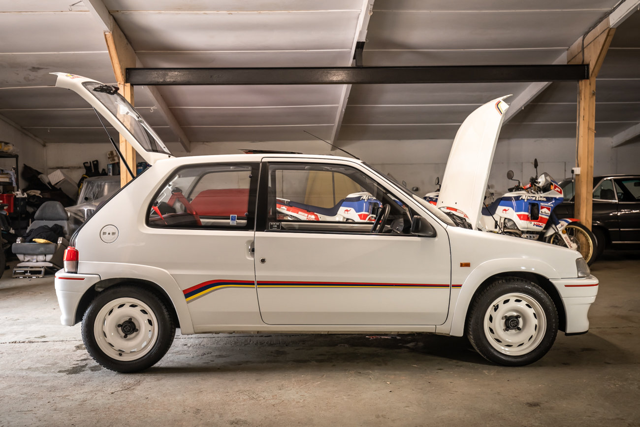 1994 Peugeot 106 Rallye S1 For Sale (picture 19 of 24)