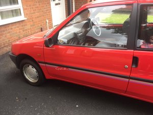 Picture of 1993 Peugeot 106 1.4 xnd  diesel